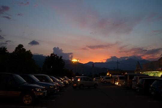 0718夏の夕焼け。.JPG