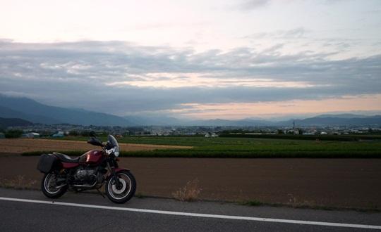 0808夕暮れドライブ。.JPG
