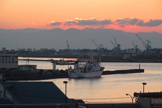 1231大晦日の清水港。.JPG