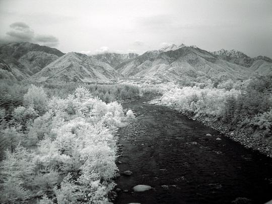 ヨセミテ国立公園風。.jpg