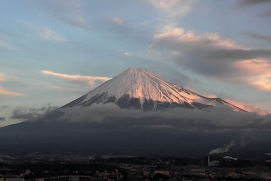 1231晦日の富士。.JPG